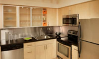 Kitchen, Korman Residential At Cherrywood, 1