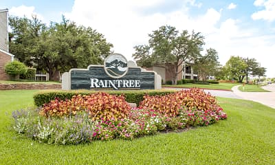 Raintree Apartments, 2