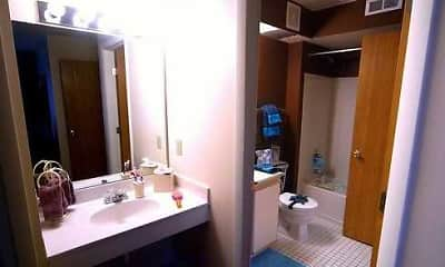 Bathroom, Quail Run, 2