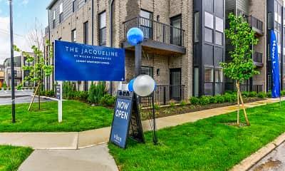 The Jacqueline Apartments, 2