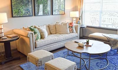 Living Room, The Indigo at Cross Creek, 1