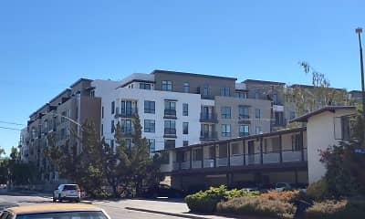Building, MV Apartments, 1
