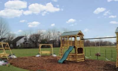 Playground, Cambridge Pointe, 1