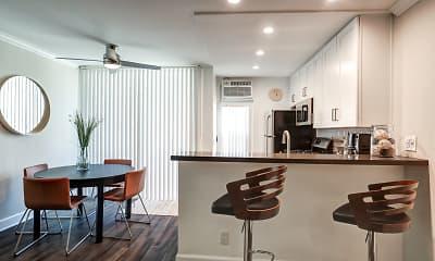 Dining Room, 3700 SEPULVEDA, 1