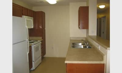 Kitchen, Maple Court Place, 1