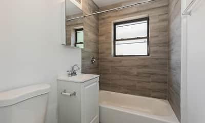 Bathroom, 2050 E 72nd Place, 2