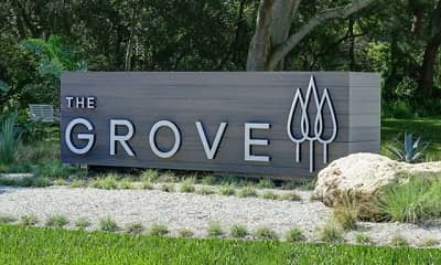 Community Signage, The Grove, 0