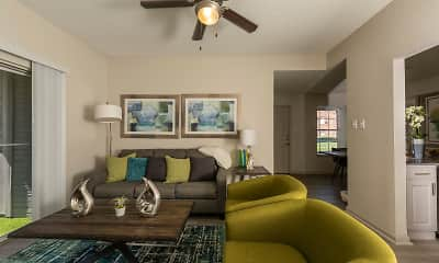 Living Room, Marsh Creek, 1