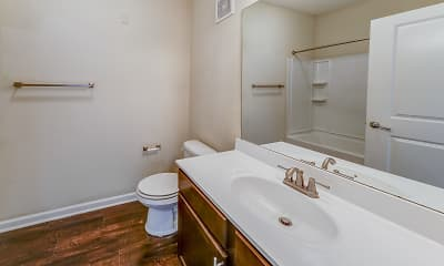 Bathroom, The Villas by Watermark, 2