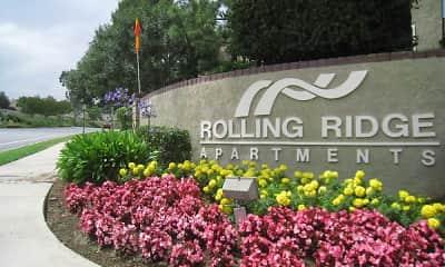Landscaping, Rolling Ridge, 1