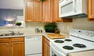 Kitchen, Chesapeake Ridge, 1