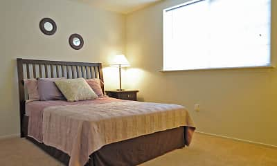 Bedroom, LakePointe Apartments, 1