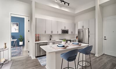 Kitchen, Elan Doral, 1