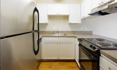 Kitchen, Mountain Knolls, 1