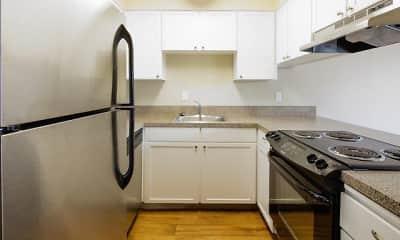 Kitchen, Mountain Knolls, 1