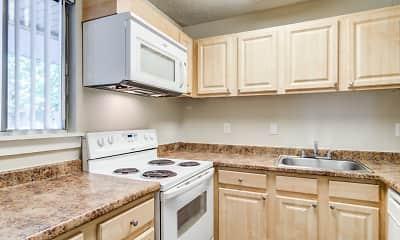 Kitchen, Arlington Park at Wildwood, 0