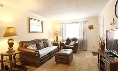 Living Room, Regency Square, 1