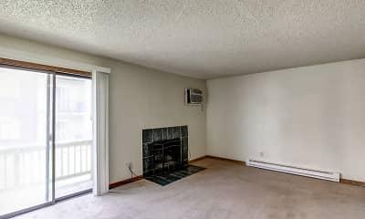 Living Room, Briarwood Grand Apartments, 1