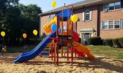 Playground, Abbey Walk, 2