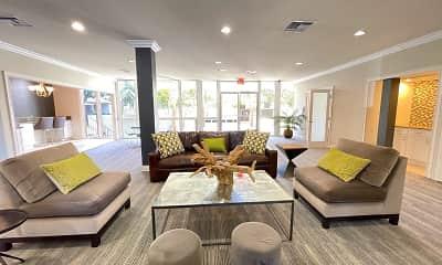 Living Room, Paradise Garden, 1