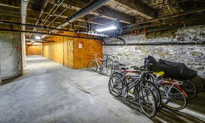 Storage Room, Lee Lofts, 2