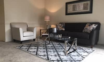 Living Room, Savoy Plaza, 2