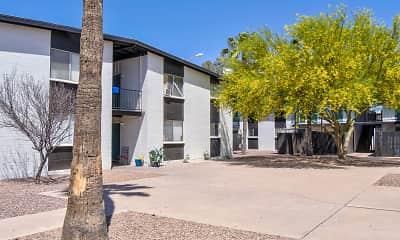Building, THE APEX - Tuscon Apartments, 0
