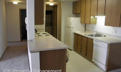 Kitchen, Lakeview Court, 0