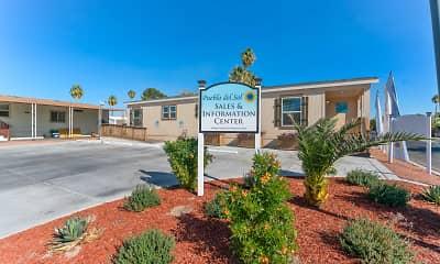 Community Signage, Pueblo Del Sol, 1