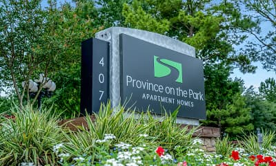 Community Signage, Province on the Park, 2