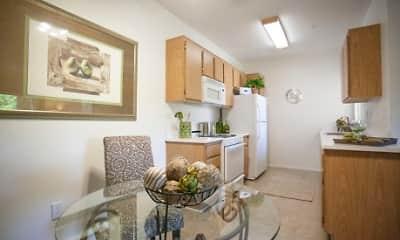 Kitchen, Portofino Apartments, 1