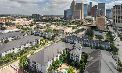 Camden Midtown Houston Apartments, 2