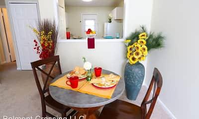 Dining Room, Belmont Crossing, 0