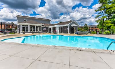 Pool, Heritage Apartments, 2