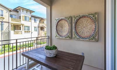 Patio / Deck, Mayfair Townhomes, 0