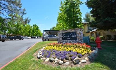 Community Signage, Sierra Oaks - Cameron Park, 1