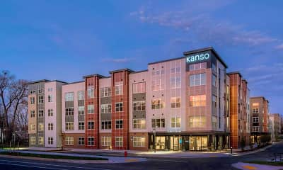 Building, Kanso Twinbrook, 2