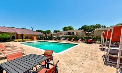 Pool, Madison Park of Westchase, 0