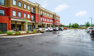 Building, Oakridge Crossing - Senior Living 62+, 0
