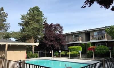 Pool, Beaver Creek and Beaver Cove Apartments, 0