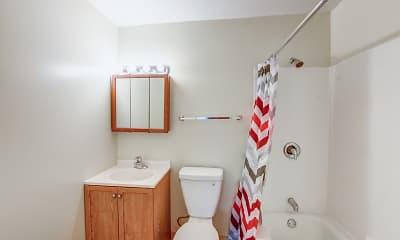 Bathroom, Valerie Woods, 2