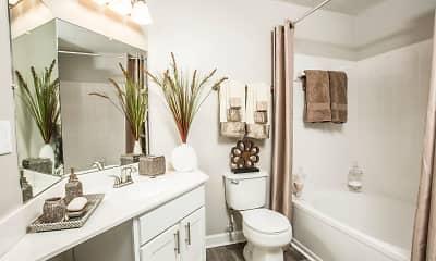 Bathroom, Retreat at Riverside, 1