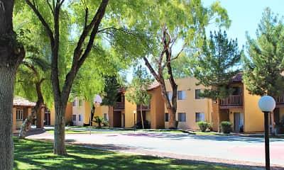 Building, Solano Springs, 2