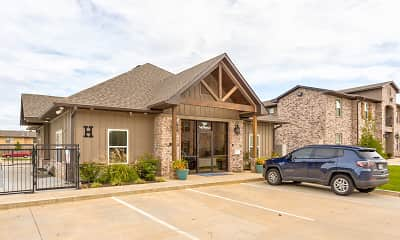 Clubhouse, The Frisco Apartments, 1