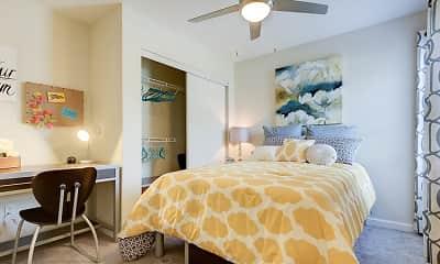 Bedroom, The U, 2