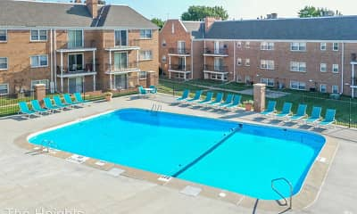 Pool, The Heights, 2