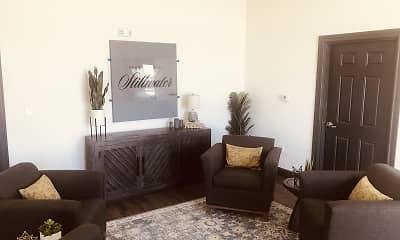 Living Room, Residences of Stillwater, 0