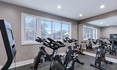 Fitness Weight Room, The Promenade At Berkeley, 0