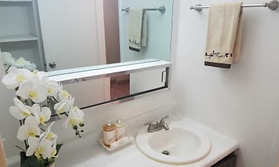 Bathroom, Clarendon Heights, 2