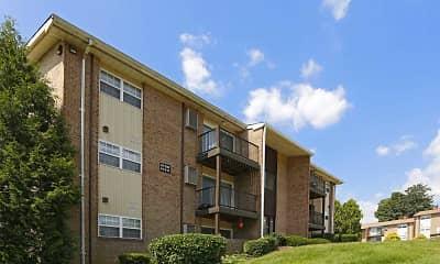Building, Woodcrest Apartments, 1
